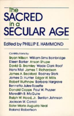 the secular age Charles taylor's a secular age considers in detail the character of the various intellectual and social transformations in the west over the last five hundred years which have led to our current secular age in doing so taylor presents a new understanding of secularity, not so much in terms of the falling away of belief in god or the receding.