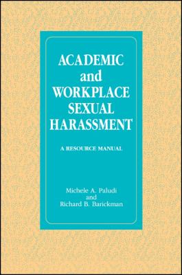 reaction paper michele paludi s sexual harassment college Reaction paper to michele a paludi's sexual harassment in college and university settings essay by daedalus43 , university, bachelor's , a+ , september 2003 download word file , 3 pages download word file , 3 pages 45 4 votes 1 reviews.